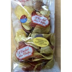 Trio de chips artisanales...