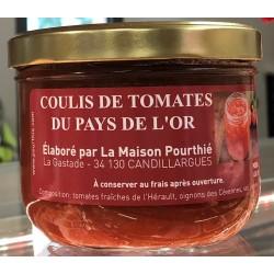 Coulis de tomates du Pays...