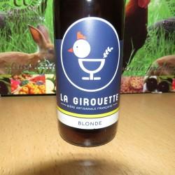 Bière La Girouette Blonde