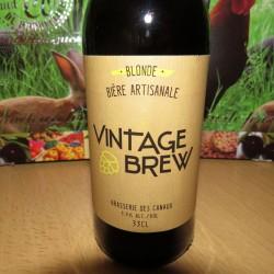 Bière Vintage Brew Blonde