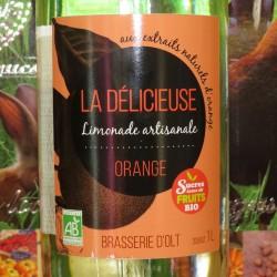 Limonade artisanale BIO à...